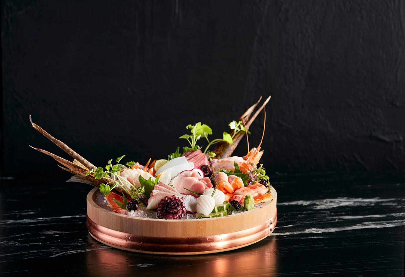 Delectable Japenese Dishes at Akira Back