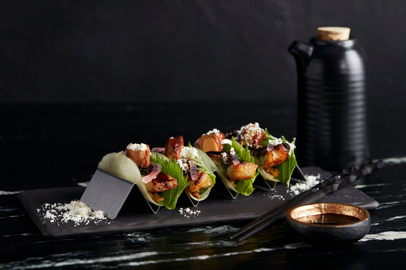 Authentic Japanese & Korean Cuisine at Akira Back